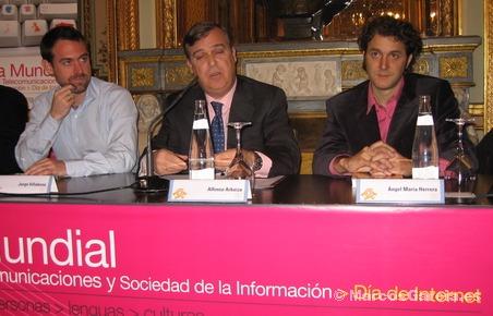 Historia de Internet en España