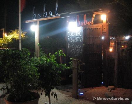 Restaurante Babel - Mojácar