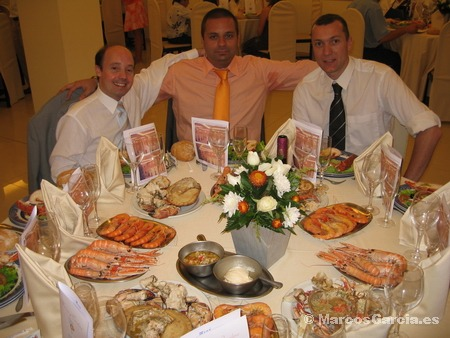 Boda de Marcos - 19/07/2008