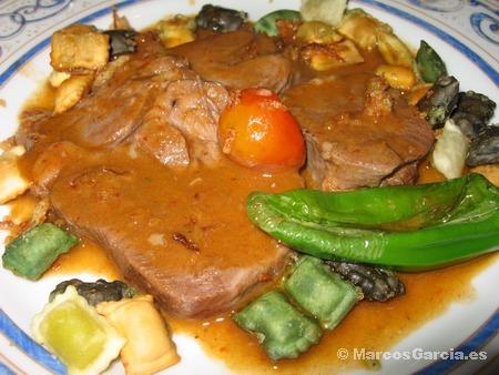 I Muestra de Cocina de Casquería - Restaurante La Casuca
