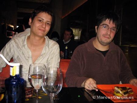 Cenar en La Sede