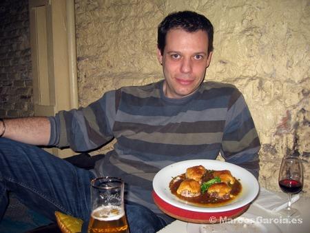 Cena en Madrid