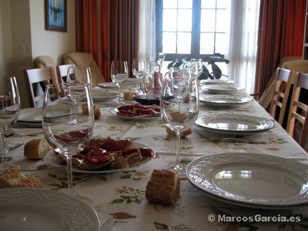 Comida en Pontevedra