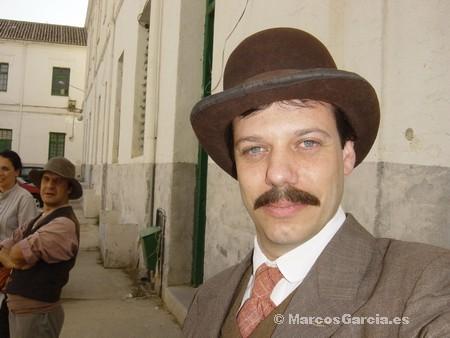 Marcos García de oficinista Baxter