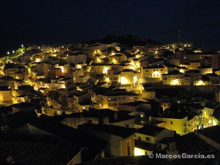 Cuenca de noche