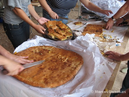 Festa do Carneiro ao Espeto 2008 (Moraña)