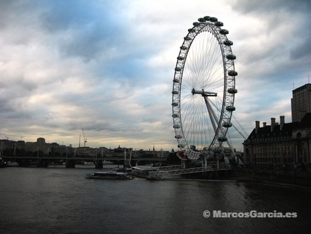 fin de semana londres 14 London Eye (III)