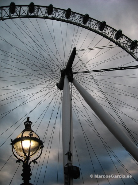 fin de semana londres 16 London Eye (III)