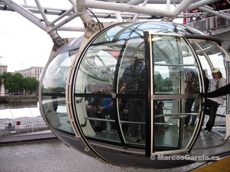 fin de semana londres 17 London Eye (III)