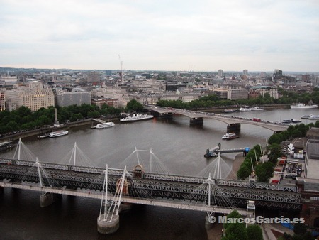 fin de semana londres 19 London Eye (III)