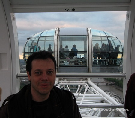 fin de semana londres 20 London Eye (III)