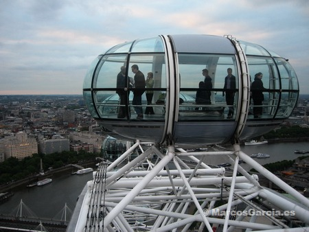 fin de semana londres 21 London Eye (III)