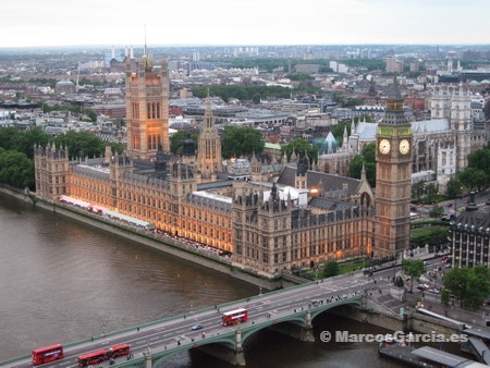 Fin de Semana en Londres