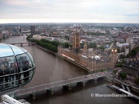 fin de semana londres 24 London Eye (III)