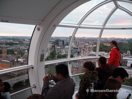 fin de semana londres 25 London Eye (III)