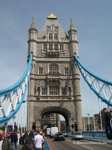 fin de semana londres 51 Tower Bridge (VI)