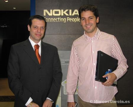 Marcos García & Gonzalo Guzmán