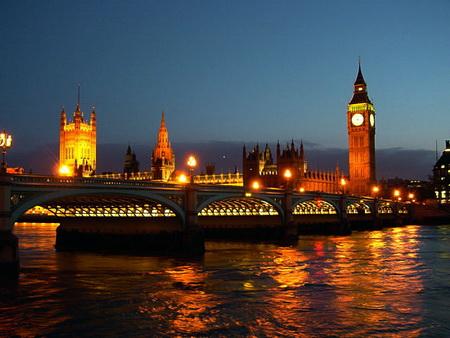 ¡Me voy a Londres!
