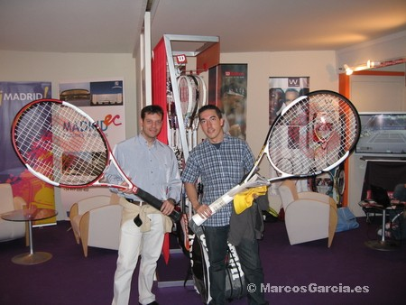 mm2 Master Series Madrid   1ª Ronda
