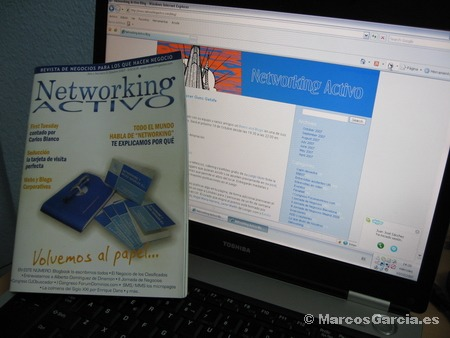 Networking Activo - Revista de Internet