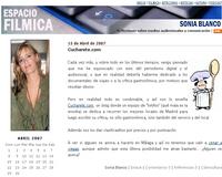 Sonia Blanco