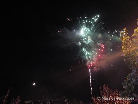 Fiestas de la Peregrina 2008