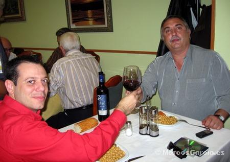 Restaurante Berdi Madrid