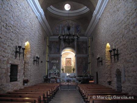 Santuario de Tíscar