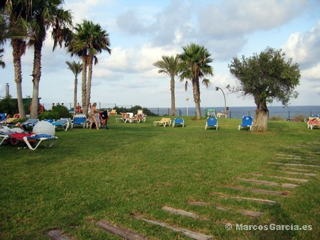 Tenis en Mojácar - Hotel Marina Playa